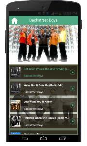 Backstreet Boys Songs