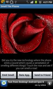 Smell The Phone