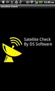 Satellite Check