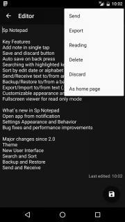 Sp Notepad