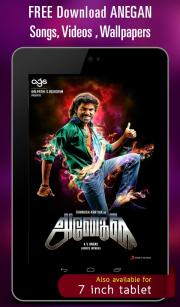 Anegan Movie Songs