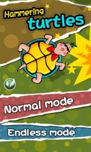 Hammering turtles