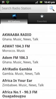 All African Radios 2016