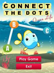 Connect the Dots - Ocean Life