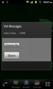 Vid Messages
