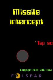 Missile Intercept