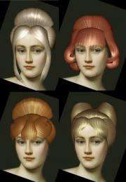 Hair Shop 3D